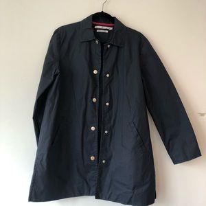Tommy Hilfiger vintage car coat navy classic